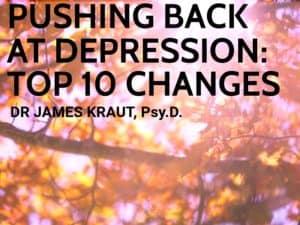 Push Back on Depression